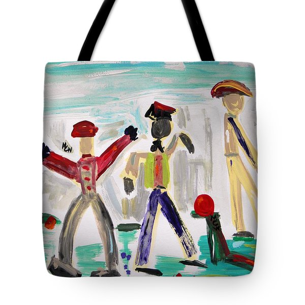 Working Tote Bag by Mary Carol Williams