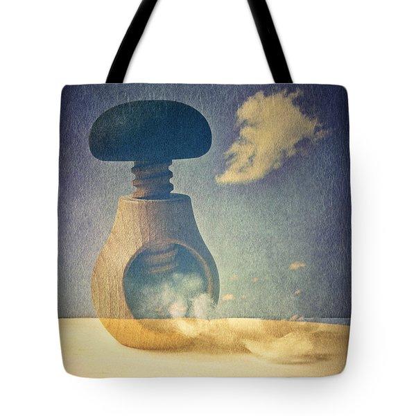 Workshop For Dreams Tote Bag