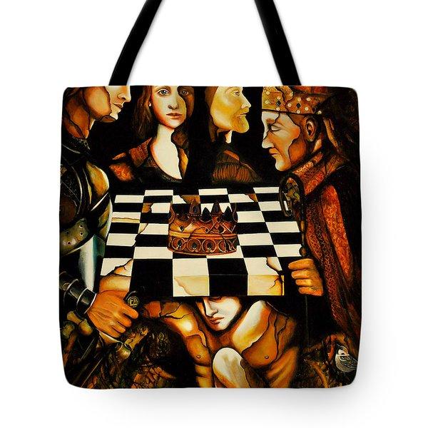 World Chess   Tote Bag