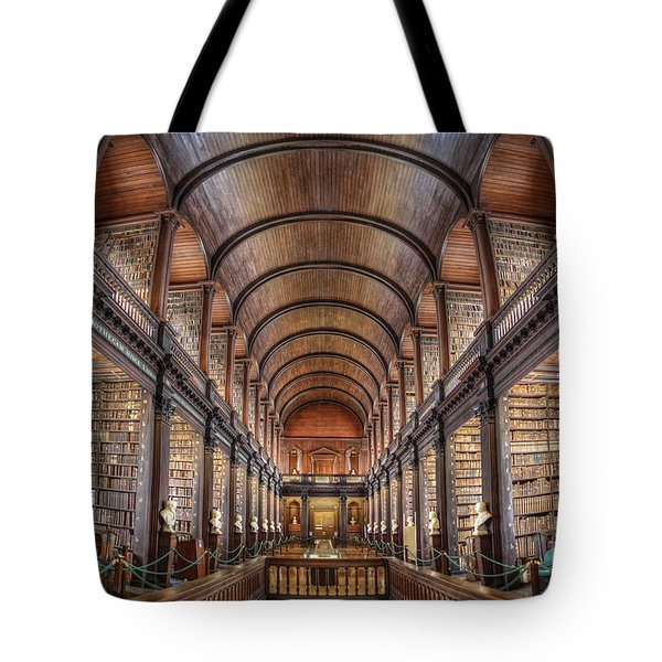 World Of Books Tote Bag