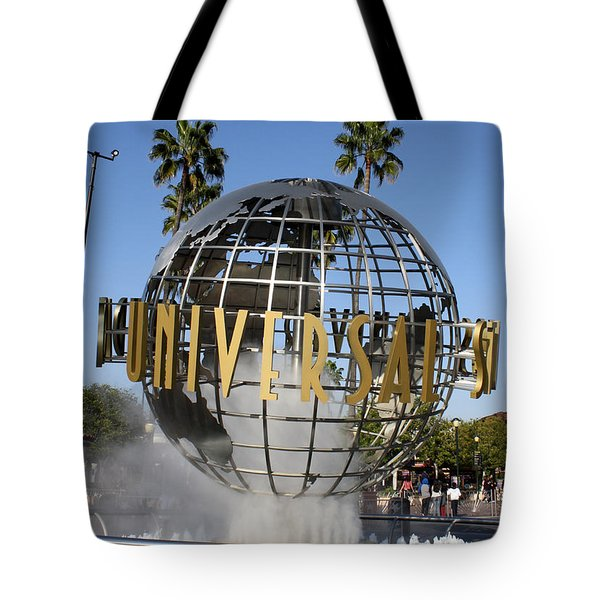 World Of Universal Tote Bag