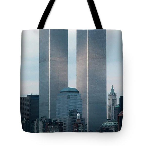 World Trade Center Tote Bag