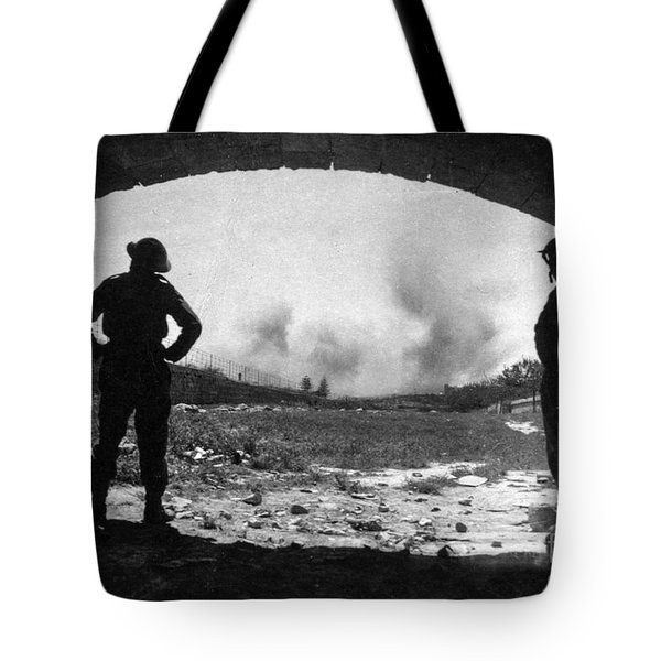 World War 2 Tote Bag by Brian Roscorla