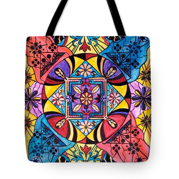 Worldly Abundance Tote Bag