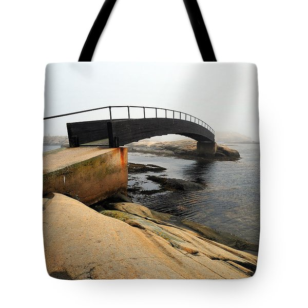 World's End 3 Tote Bag