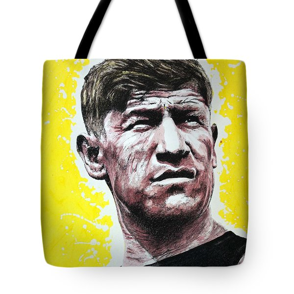 Worlds Greatest Athlete Tote Bag