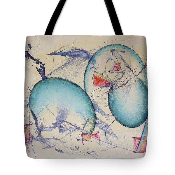 Worlds In Genesis Tote Bag