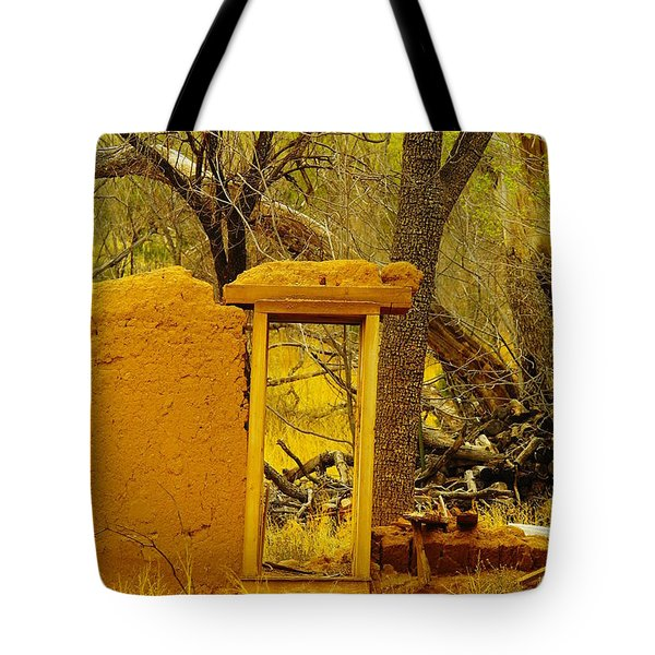 Worn And Weathered Tote Bag by Jeff Swan