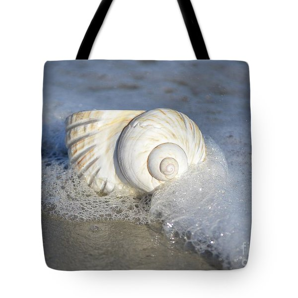 Worn By The Sea Tote Bag