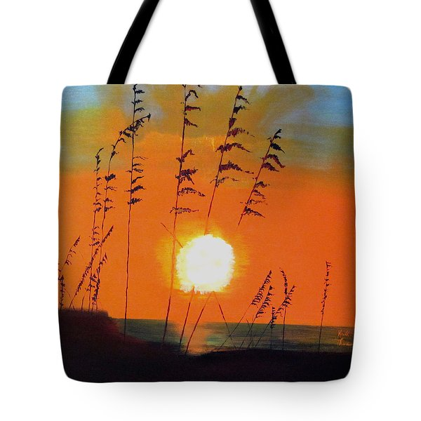 Worth Waiting For Tote Bag by Keith Thue