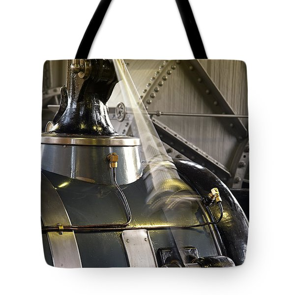 Woudagemaal Steam Engine. Tote Bag