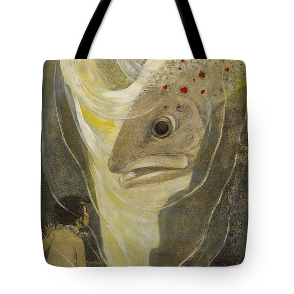 Wow Giants Circa 1916 Tote Bag by Aged Pixel