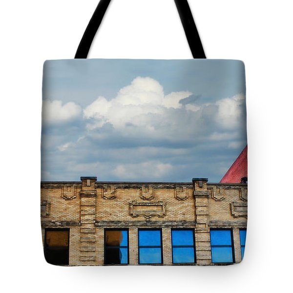 W.r. Maloney Tote Bag