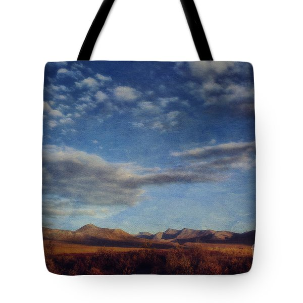 Wrapped In Autumn  Tote Bag