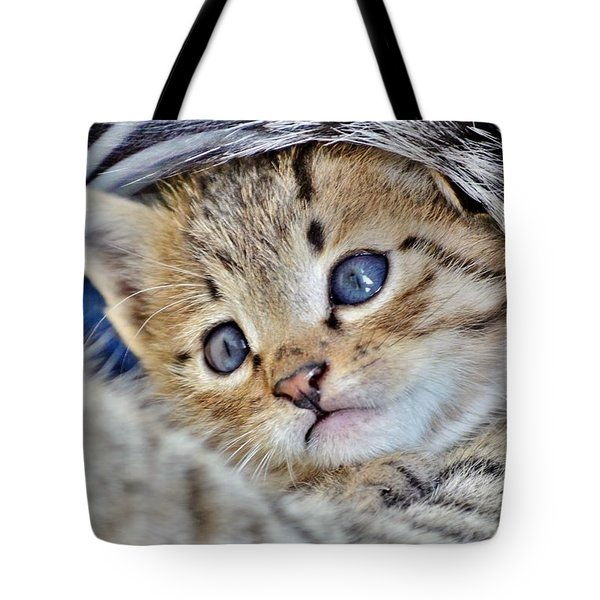 Wrapped In Mother's Love Tote Bag