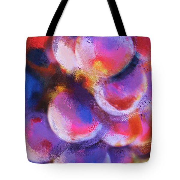 Wrath Of Grapes Tote Bag