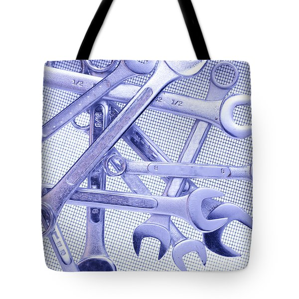 Wrenches Tote Bag