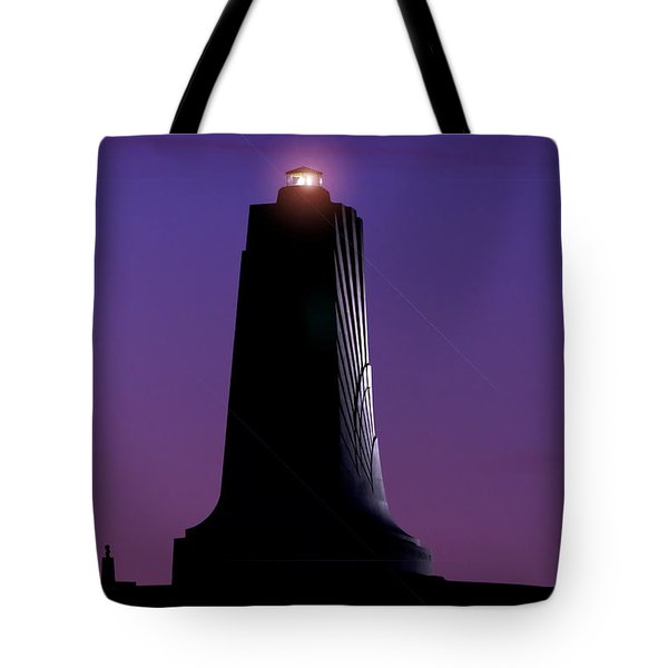 Tote Bag featuring the photograph Wright Brothers Memorial by Greg Reed
