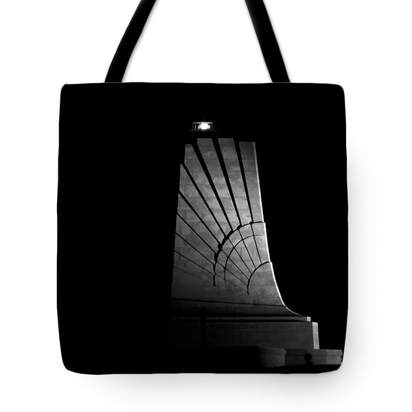 Wright Brothers National Memorial Tote Bag by Greg Reed
