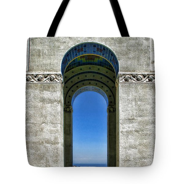 Wrigley's Memorial By Diana Sainz Tote Bag