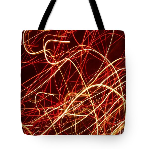 Write Light S Tote Bag