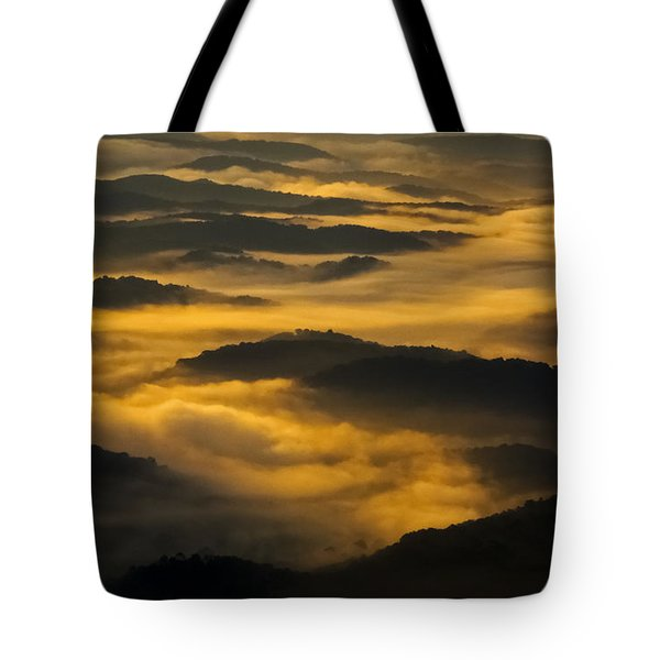 Wva Sunrise 2013 June II Tote Bag