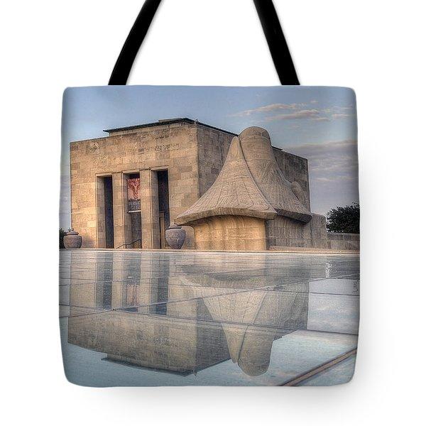 Wwi Museum  Tote Bag