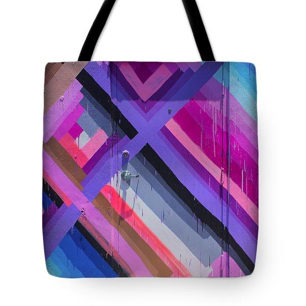 Wynwood Series 16 Tote Bag