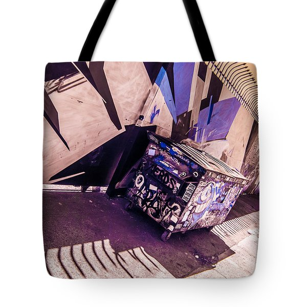 Wynwood Trash Tote Bag