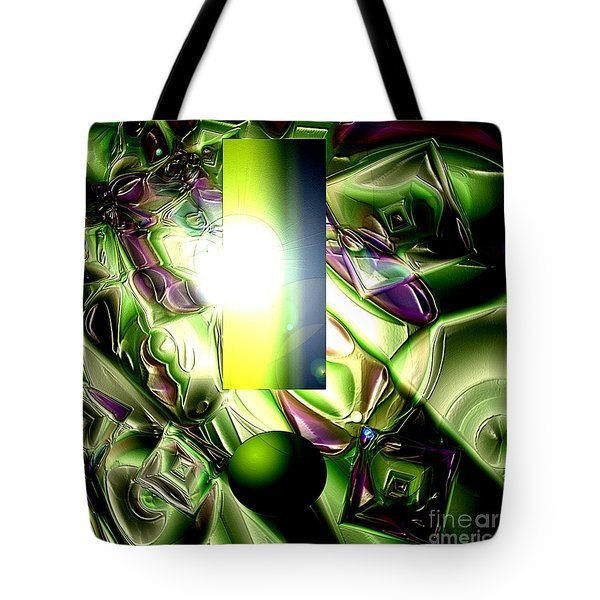 X-point1 Tote Bag