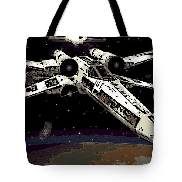 X Wing Tote Bag