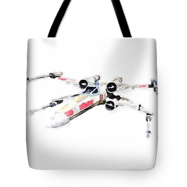 X-wing Tote Bag