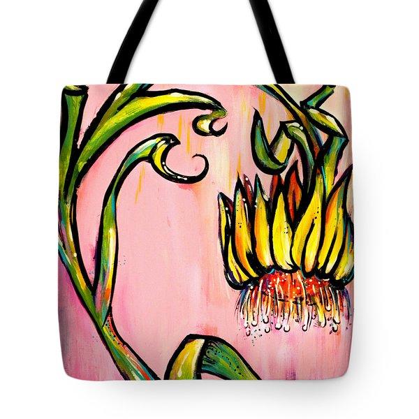 Xeranthemum Tote Bag