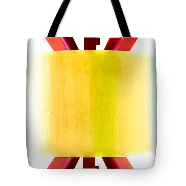 Xo - Color Tote Bag by Darryl Dalton
