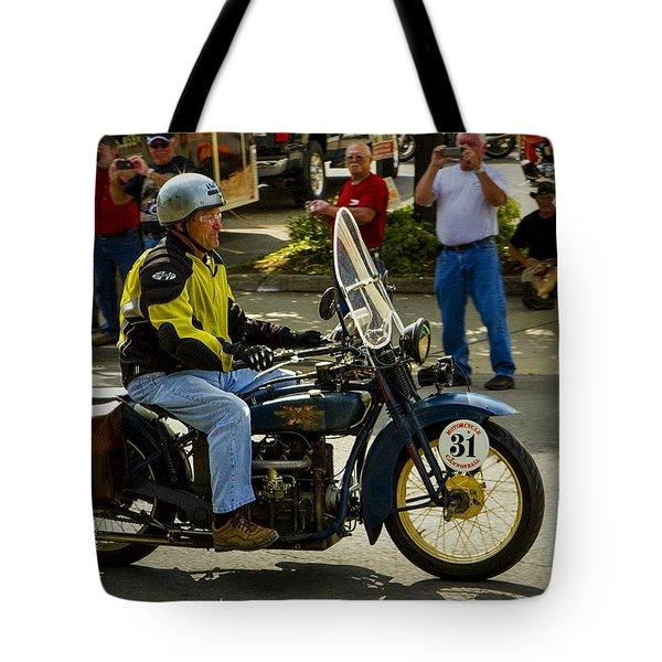 Y4 31 Tote Bag