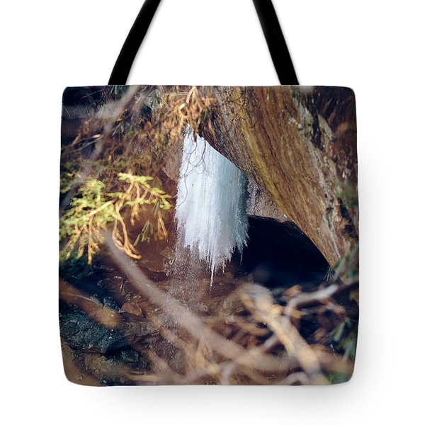 Yahoo Falls Frozen 1 Tote Bag