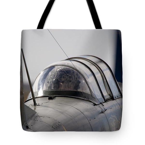Yak Yak Tote Bag by Paul Job