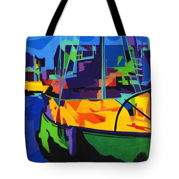 At Twilight Tote Bag