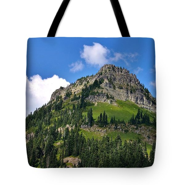 Yakima Peak Tote Bag by Sean Griffin