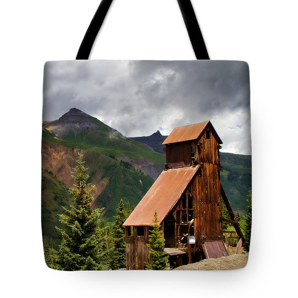 Yankee Girl Mine 2 Tote Bag