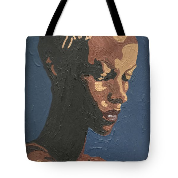 Yasmin Warsame Tote Bag