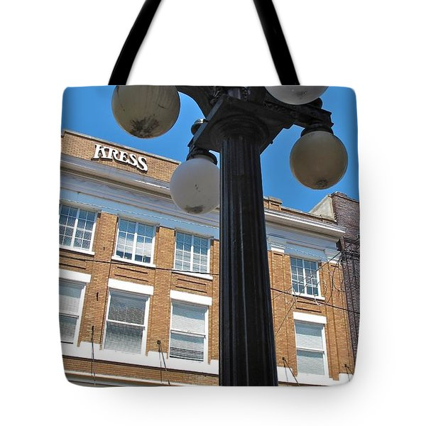 Ybor City 2010 5 Tote Bag