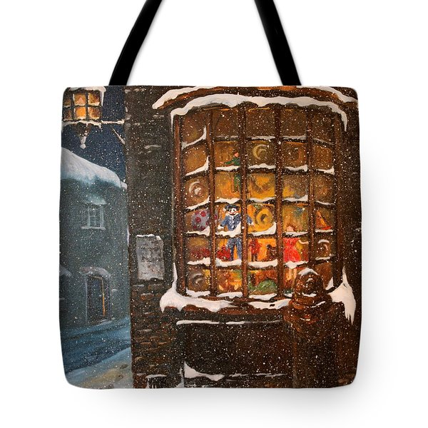 Ye Old Toy Shoppe Tote Bag