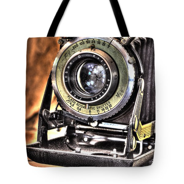 Years Back Kodak Tote Bag