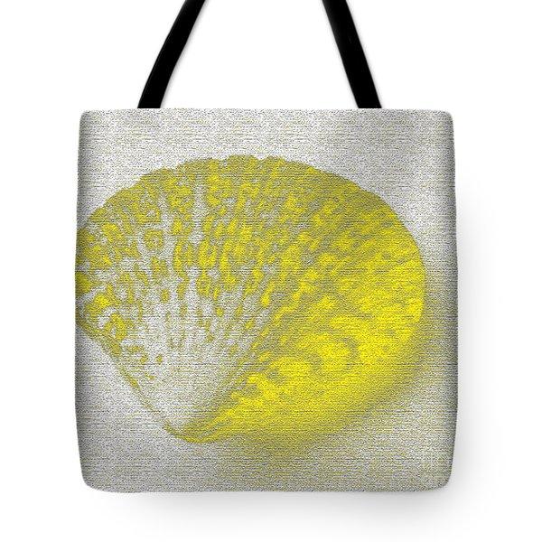 Yellow Tote Bag by Carol Lynch