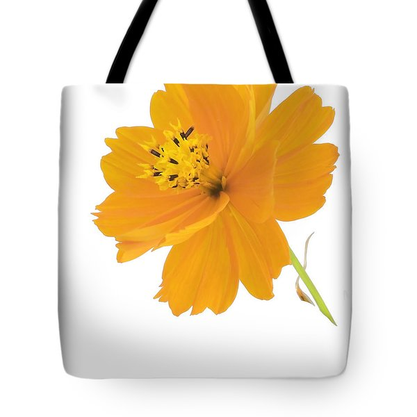 Tote Bag featuring the photograph Yellow Coreopsis by Richard J Thompson