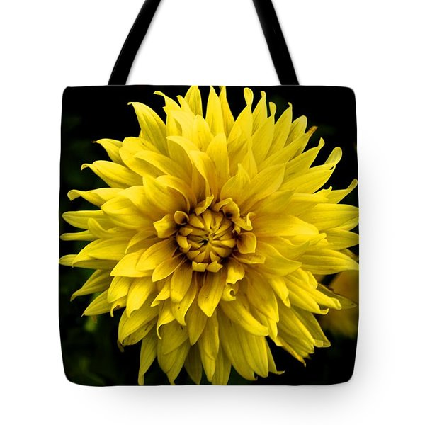 Tote Bag featuring the photograph Yellow Flower by Matt Harang