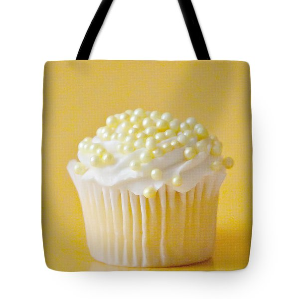 Tote Bag featuring the photograph Yellow Sprinkles by Art Block Collections