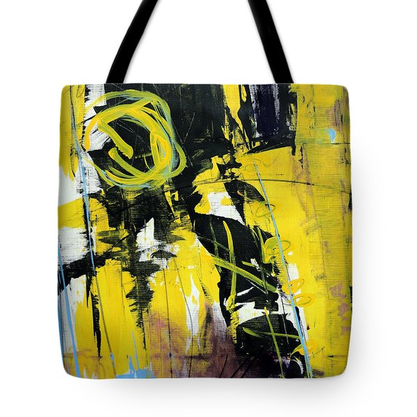 Yellowtale Tote Bag by Katie Black