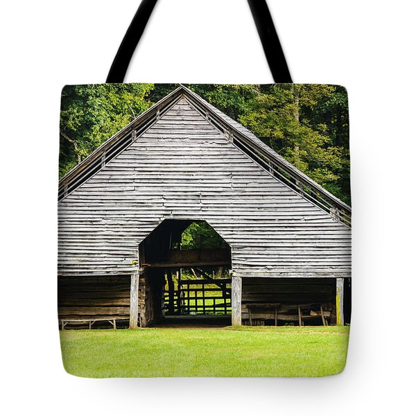 Yesterdays Barn Tote Bag